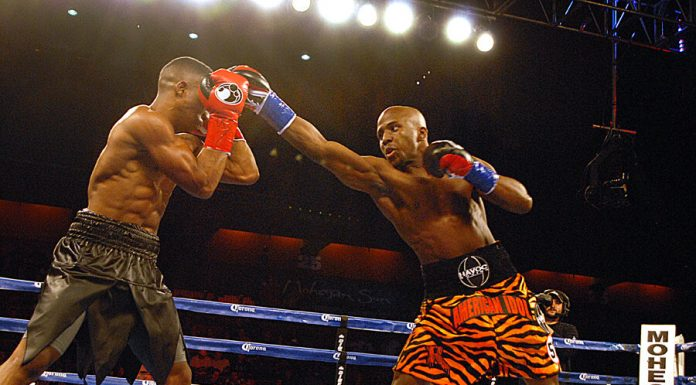 right handed southpaw boxers advantage