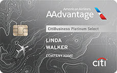 Citibank small business card archives us credit card guide citibusiness aadvantage platinum select world mastercard review 20182 update data points from doc show that you may be able to get matched to 75k offer reheart Image collections