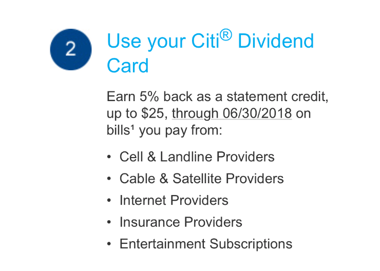 Citi 5% 11   美國信用卡情報站