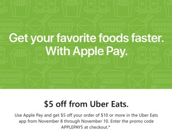 uber-ubereats-promo-codes-apple-pay-5-off-2019