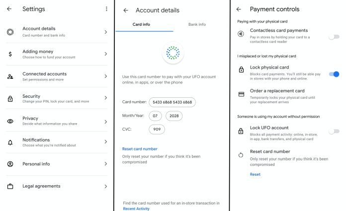Google-Card-Privacy-Security