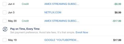 amex-streaming-service-credit-netflix-google