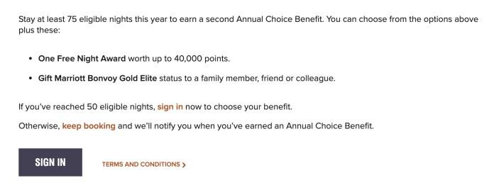 marriott-bonvey-75-elite-choice-benefits-2020