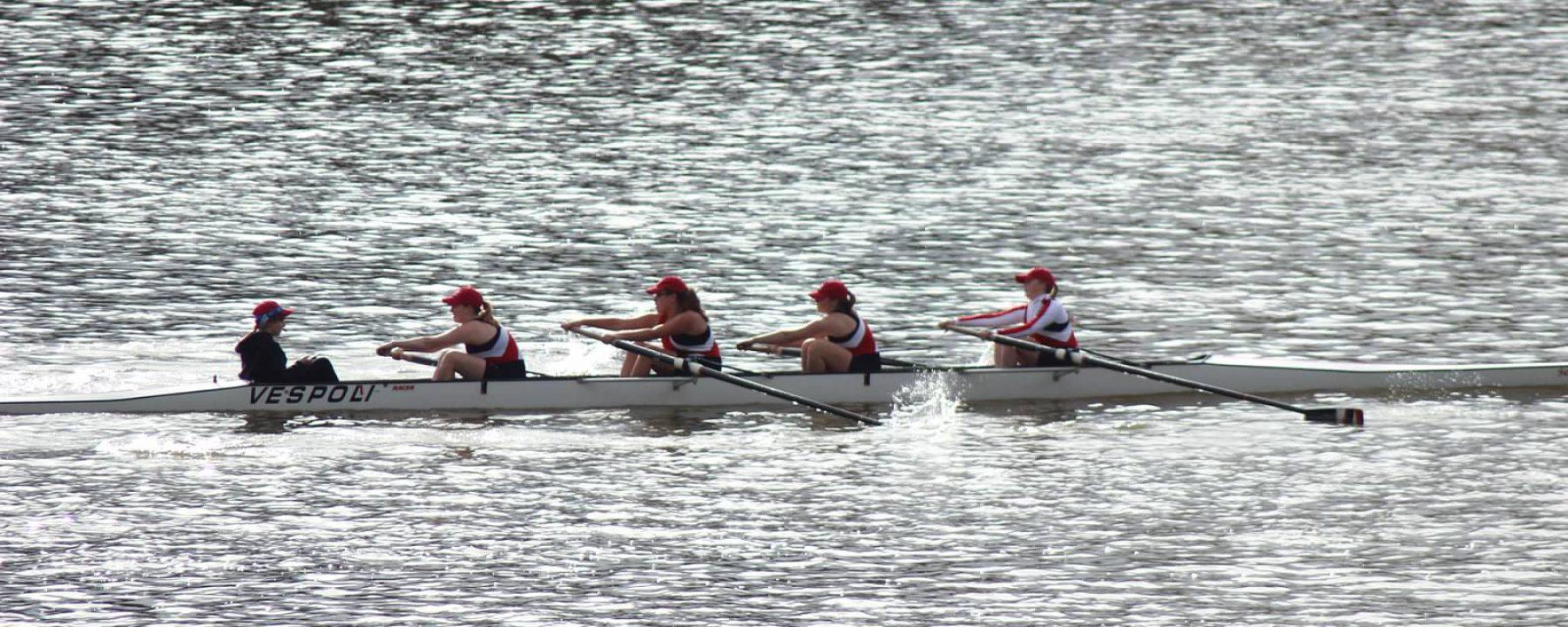 USC Rowing Oars