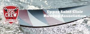 USC Rowing CREW Banner