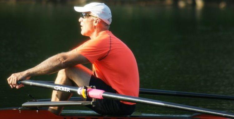 James - Assistant Coach USC Rowing