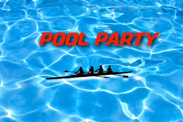Informational Pool Party
