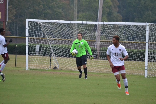 10-23-13 Salk vs Richard Bland 012