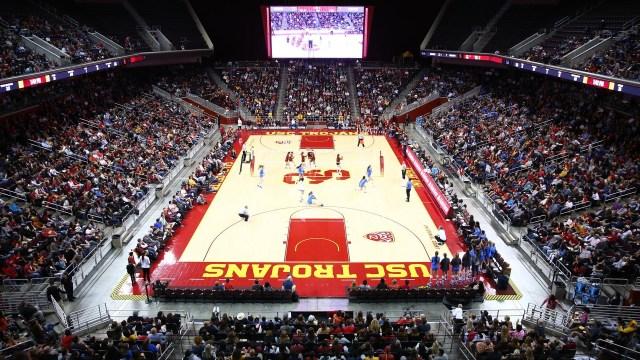 Galen Center - Facilities - USC Athletics