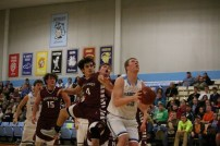 VOTE NOW - Southeast Lancer Riley Ulery is a candidate for the KOAM/Fox 14 Performance of the Week! With 31 points, 11 rebounds, 2 blocks and 2 assists, Ulery led the Lancers to a 68 to 60 Homecoming win over Northeast.