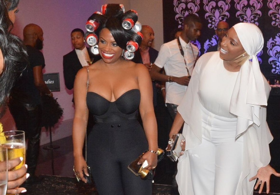 Kandi Burruss Nene Leakes Porsha Williams The Real Housewives Of Atlanta