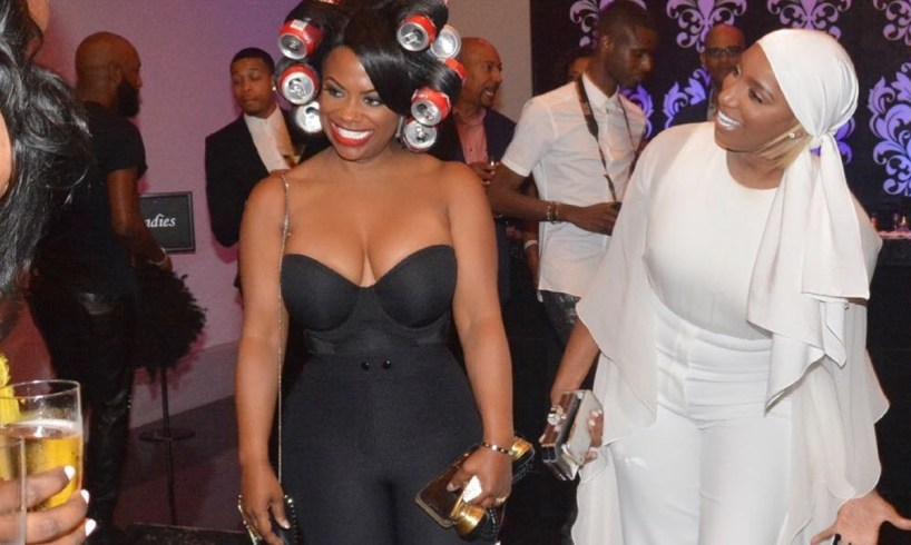 Kandi Burruss Nene Leakes Porsha Williams The Real Housewives Of Atlanta
