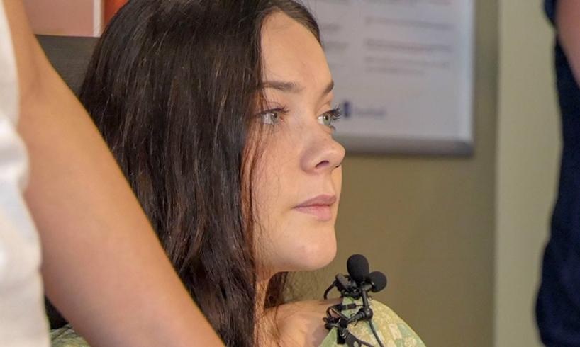 Jordan Holgerson Woman Pushed Off Bridge