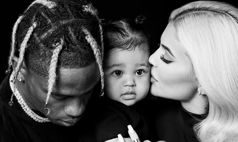 Travis Scott Baby Stormi Webster Kylie Jenner