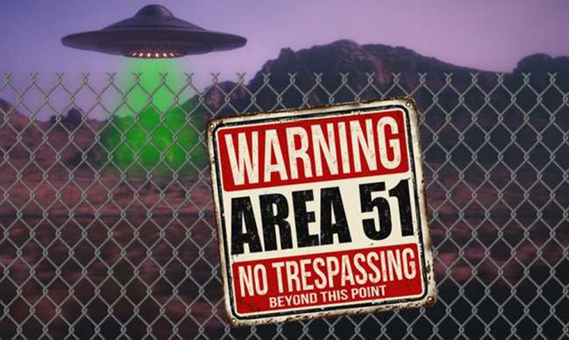 Storm Area 51 Raid Aliens