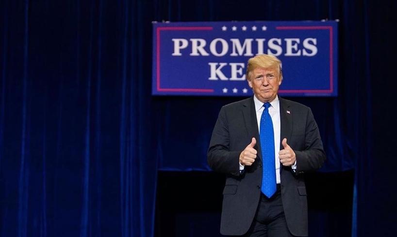 Donald Trump Frank Dawson New Hampshire eoght Diss