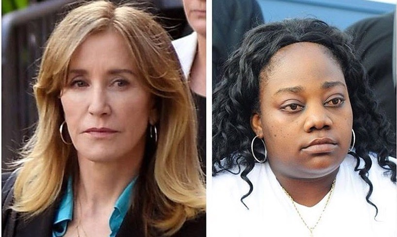 Felicity Huffman Tanya McDowell Homeless Mother Connecticut