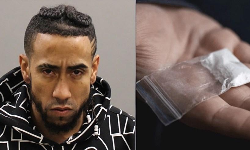 Benny Garcia Kindergartener Takes Dad's Heroin