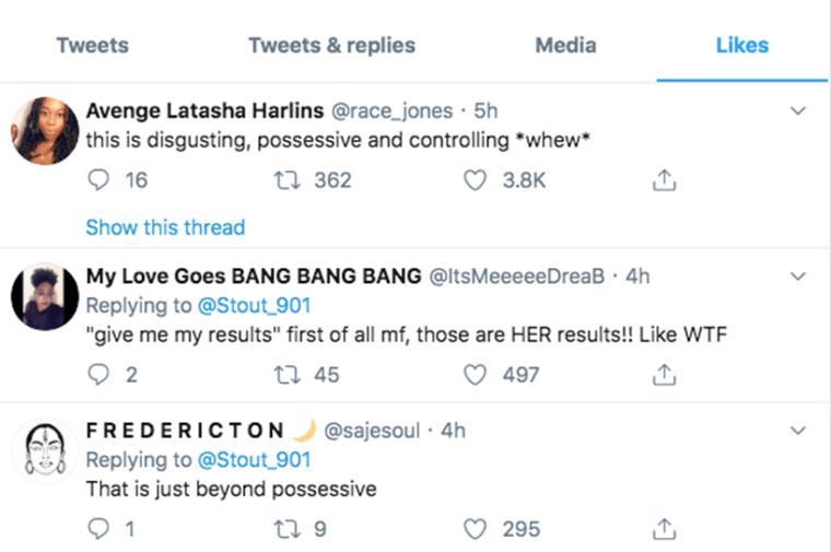 Deyjah Harris Likes Comments Slamming T.I.
