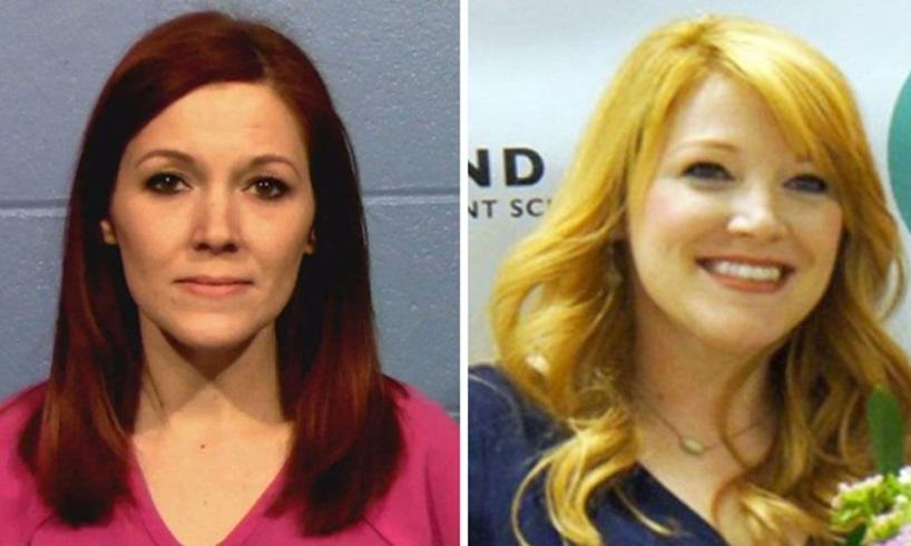 Randi Chaverria Arrested Texas Teacher