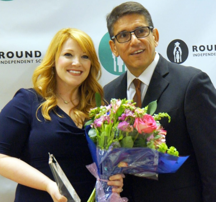 Randi Chaverria Teacher Of The Year Texas Student