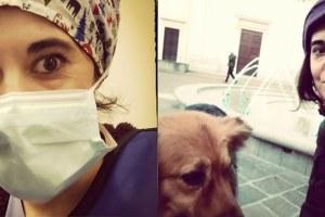 Daniela Trezzi Italy Nurse With Coronavirus Commits Suicide