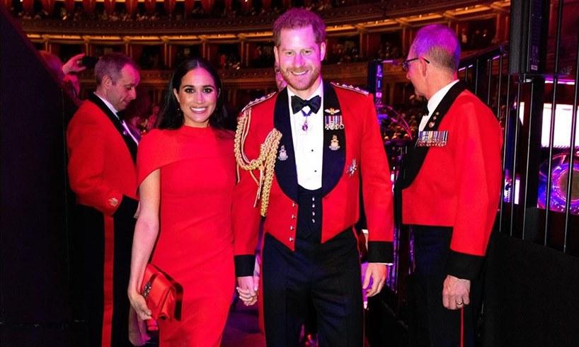 Meghan Markle Camila Royal Family