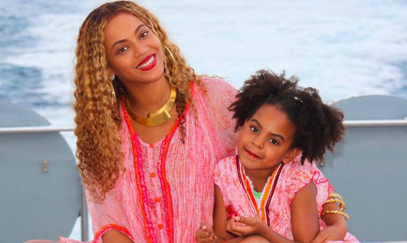 Beyoncé Blue Ivy Carter Jay-Z's Daughter