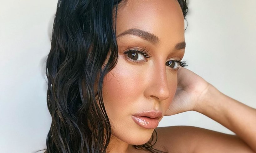 Adrienne Bailon 'The Real' Co-Host Weight Loss