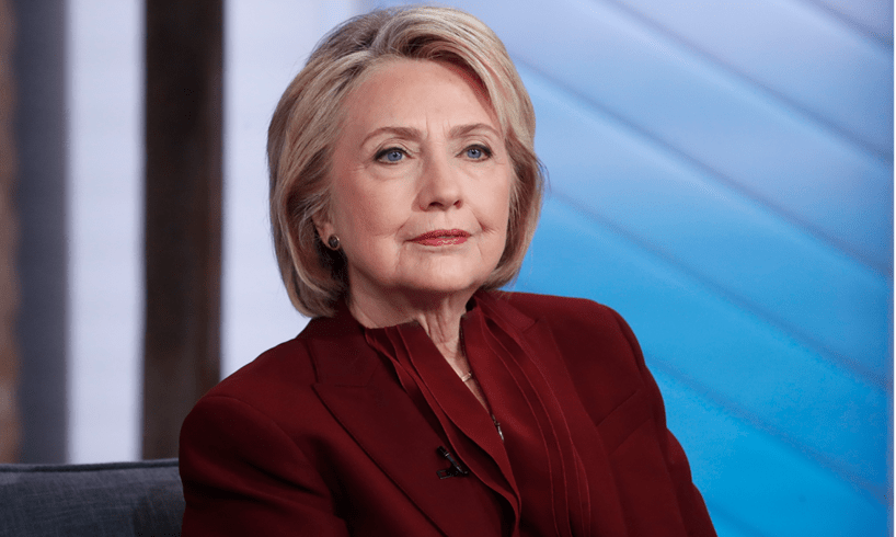 Hillary Clinton Joe Biden Vote Mask