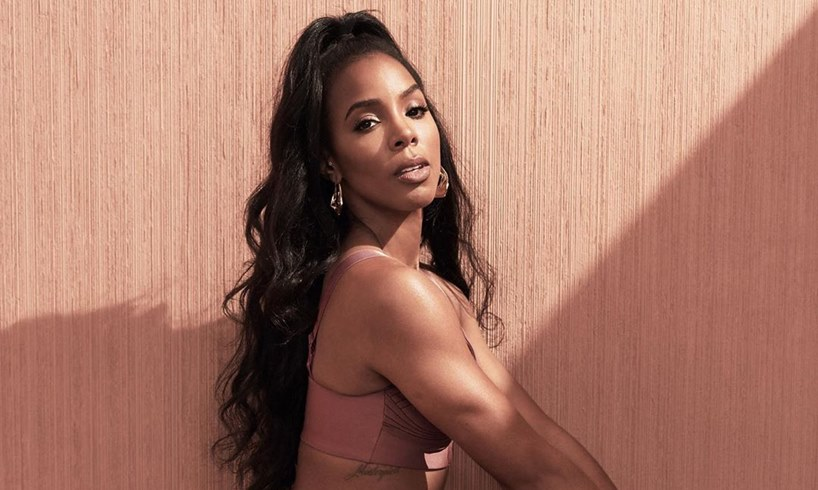 Kelly Rowland COFEE Mother's Day Thirst Trap