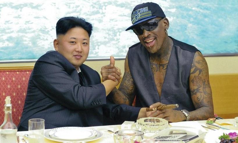 Kim Jong Un Dennis Rodman North Korea The Last Dance