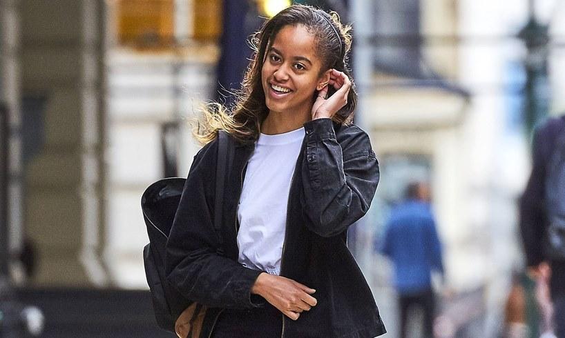 Malia Obama Barack's Daughter Becoming Netflix