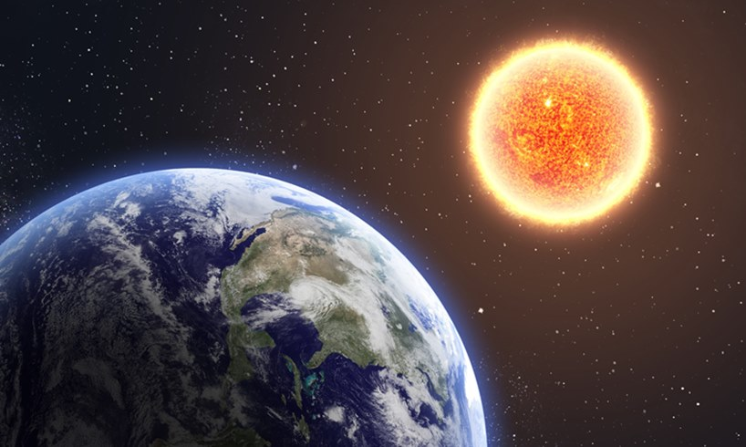Sun Environment Extreme Weather History