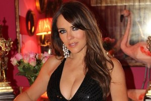 Elizabeth Hurley Faces Angry Comments