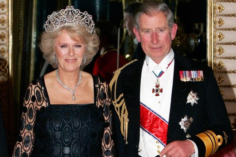 Camilla Parker Bowles Prince Charles Princess Diana Children
