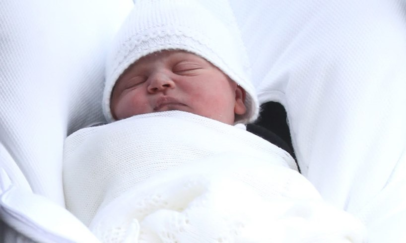 Former Prince Of Romania Nicholas Medforth-Mills New Baby