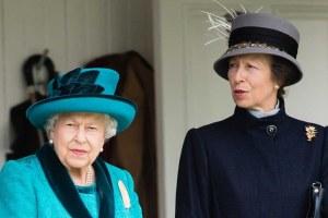 Queen Elizabeth II Princess Anne's Charity