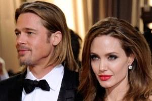 Brad Pitt Angelina Jolie His New Girlfriend Nicole Poturalski