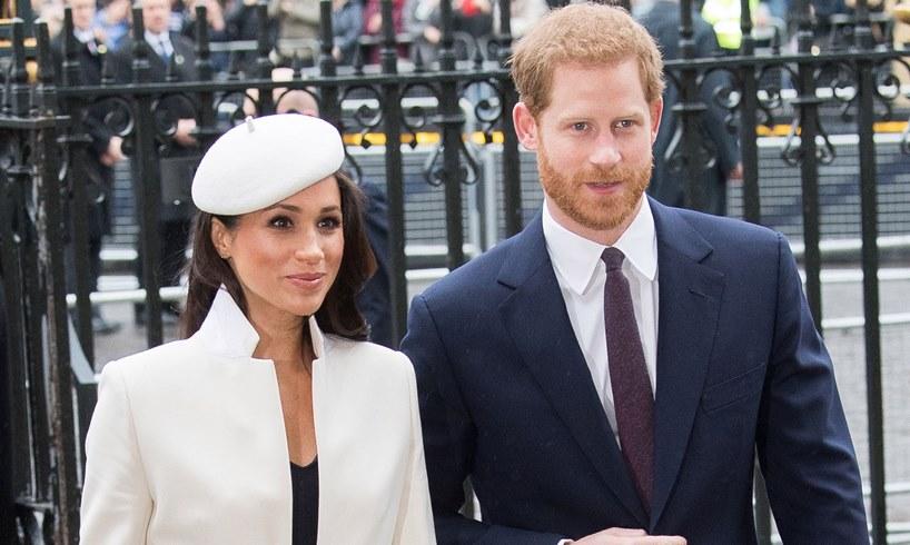 Meghan Markle Prince Harry New Mansion