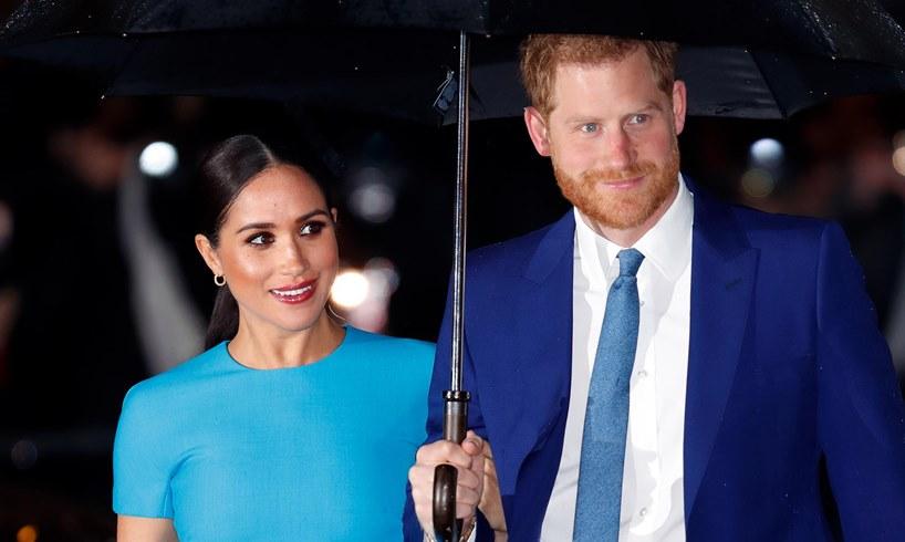 Meghan Markle Prince Harry Sad Over Feuds
