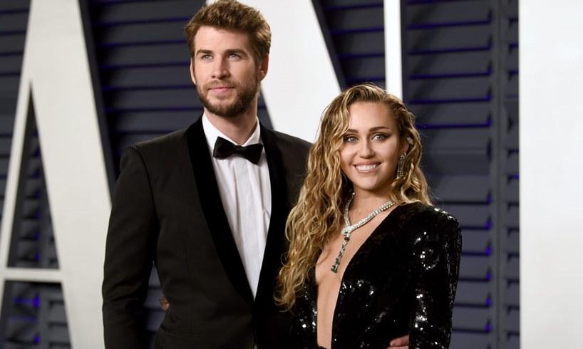 Miley Cyrus Liam Hemsworth Confession Interview