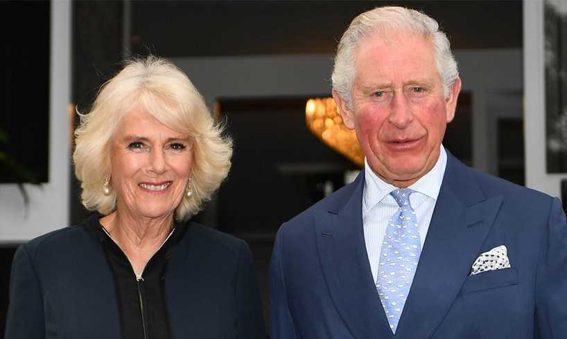 Camilla Parker Bowles Prince Charles Queen Title