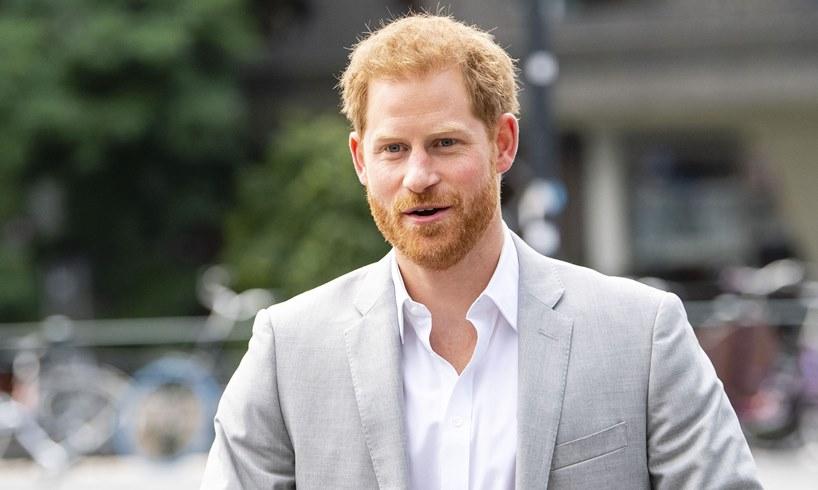 Prince Harry Meghan Markle Birthday