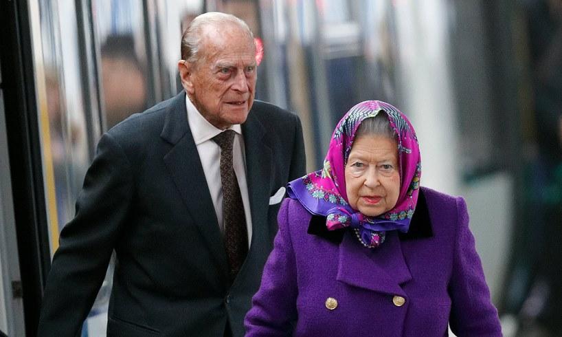 Prince Philip Queen Elizabeth II Lockdown