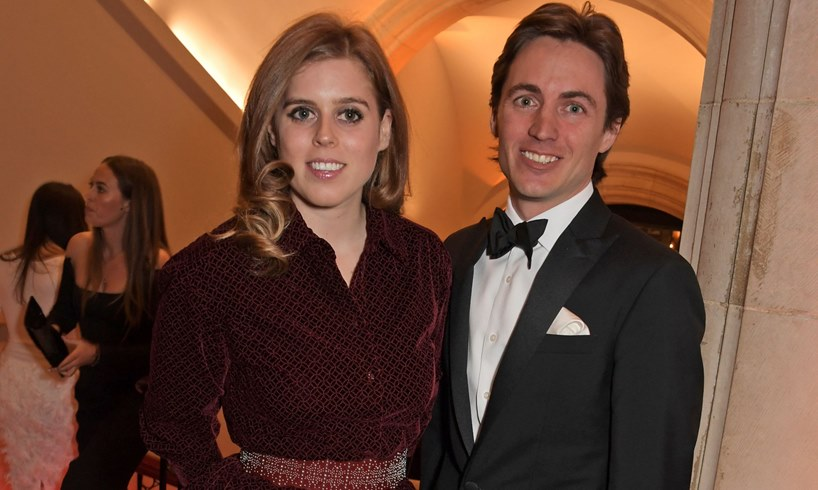 New Photos Of Princess Beatrice Hiding Her Belly Has Fans Saying Edoardo Mapelli Mozzi's Wife Is Pregnant With Royal Baby Number 1 - US Daily Report