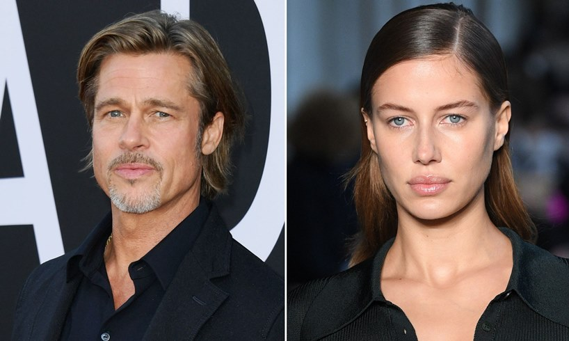 Brad Pitt Nicole Poturalski Open Marriage Husband Roland Mary