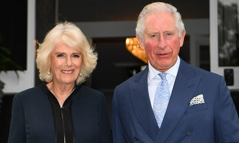 Camilla Parker Bowles Prince Charles William Temper New Book
