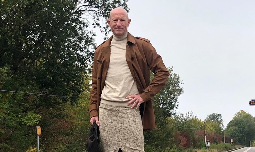 Mark Bryan Fashion Gender Germany