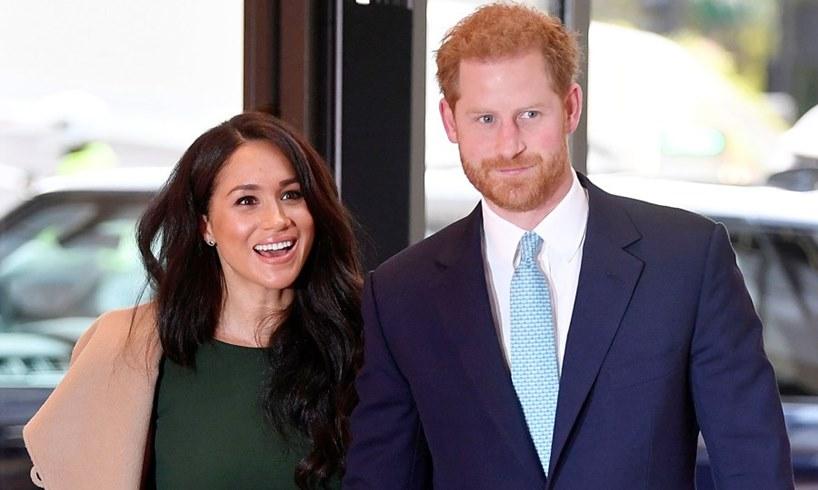 Meghan Markle Prince Harry Kate Middleton Uncle Gary Goldsmith